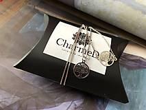 Sady šperkov - Strieborný set s príveskom Tree of Life / Tree of Life Silver Set - 10626506_