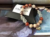 Náramky - Náramok Pearl Sun / Pearl Sun Bracelet - 10626508_