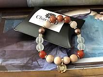 Náramky - Náramok Pearl Sun / Pearl Sun Bracelet - 10626510_