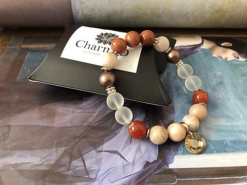 Náramok Pearl Sun / Pearl Sun Bracelet
