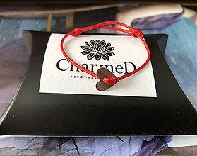 Náramky - Detský náramok Heart / Baby Bracelet Heart - 10626464_