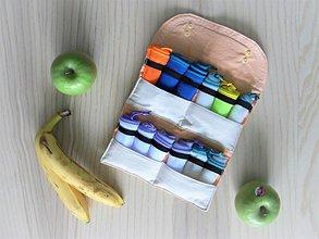 Nákupné tašky - Nákupná súprava vreciek na zeleninu - big family - 10627458_