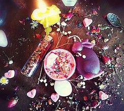 Svietidlá a sviečky - Magický balík na sviatky BELTANE - Vypredané - 10627261_