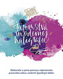 Knihy - Tajomstvá modernej kaligrafie - 10626535_