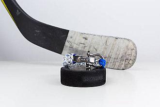 Náramky - Victory, Hockey collection (Biela) - 10626787_