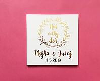 - Svadobná kniha hostí Flowery - 10627573_
