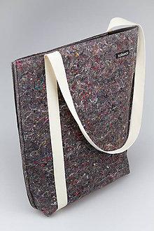 Veľké tašky - Taška cez plece sobi.eco ražná - 10627116_