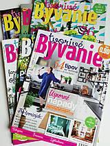 Návody a literatúra - Časopis - Tvorivé bývanie - 10626352_