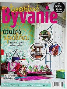 Návody a literatúra - Časopis - Tvorivé bývanie (06/2015 - december 2015) - 10626332_