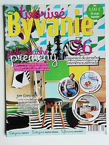 Návody a literatúra - Časopis - Tvorivé bývanie (01/2016 - február/marec 2016) - 10626347_