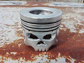 """Dekorácie - Piest motora """"punisher"""" - 10627653_"""