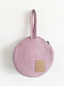 Taštičky - ZERO WASTE MINI Dusty Pink - 10627518_