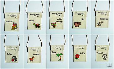 Iné tašky - Batohy na rozlúčku - 10629446_