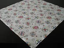 Úžitkový textil - Veľkonočný obrus - 10630837_