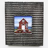 Obrázky - Domek u jezera - 10631649_
