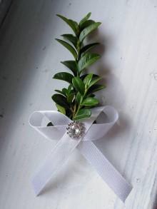Pierka - krušpánové svadobné pierka - 10630955_