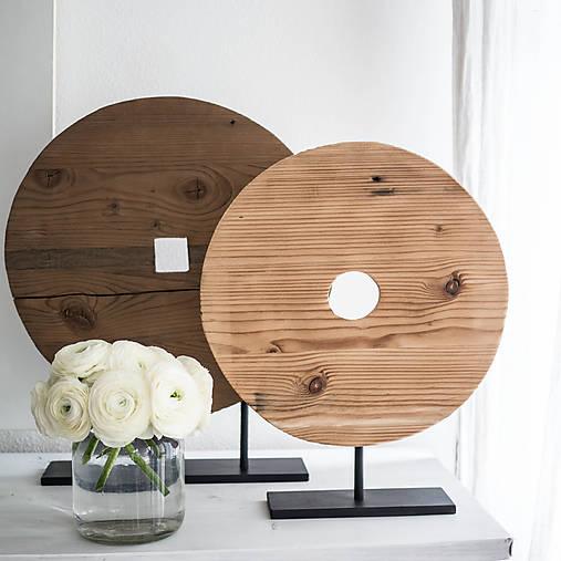 Dekorácie - kruh, L a M II. - 10631871_