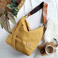 Kabelky - Lana (yellow-brown) - 10630709_