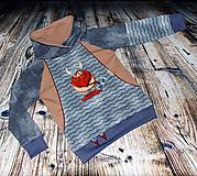 Detské oblečenie - Mikina - Viking - 10629670_