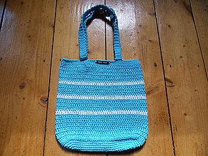 Nákupné tašky - Taška s dlhšou rúčkou - 10631081_