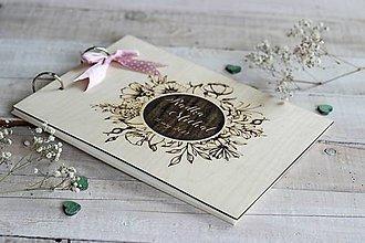 Papiernictvo - Personalizovaná kniha hostí - 10630858_