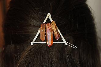 Ozdoby do vlasov - Spona do vlasov - 10630944_