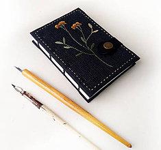 Papiernictvo - Zápisník Lúčny kvet - A6 - 10631291_