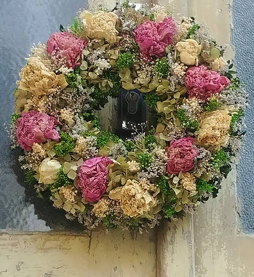 Romantik pivonkový