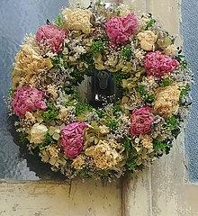Dekorácie - Romantik pivonkový - 10635112_