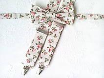 Doplnky - Romantický vintage set - 10634196_