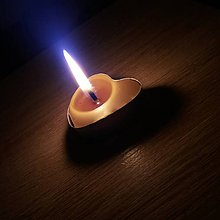 Svietidlá a sviečky - Sviečka - 10634345_