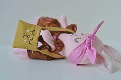 Hračky - zajka - 10632580_
