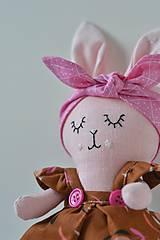 Hračky - zajka - 10632581_
