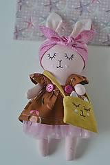 Hračky - zajka - 10632583_