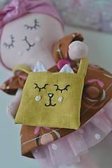 Hračky - zajka - 10632584_