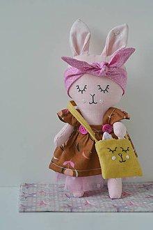 Hračky - zajka - 10632579_