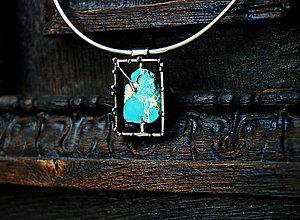 Náhrdelníky - Nerezový náhrdelník ....