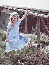 Detské oblečenie - Nebeské šatôčky