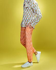 Oblečenie - Trakota nohavice - 10632981_