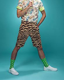 Oblečenie - Šortky Zebra - 10633005_