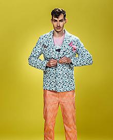 Oblečenie - Sako vážky - 10633126_