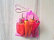 Úžitkový textil - Nákupné eko vrecko - stredné pink - 10633697_