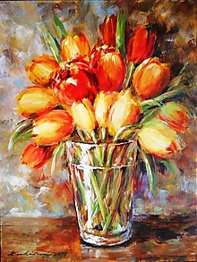 Obrazy - Tulipány - 10635835_