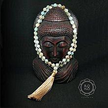 Náhrdelníky - Náhrdelník MALA - Amazonit - 10633807_