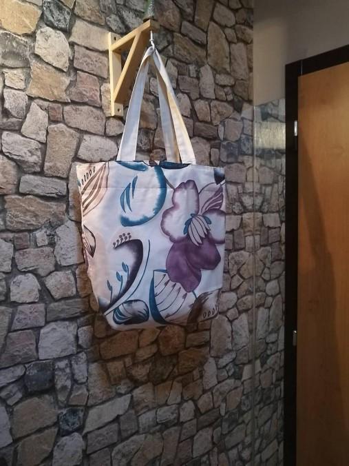 bc1509207 Plátená taška 519 / ManaJa - SAShE.sk - Handmade Nákupné tašky