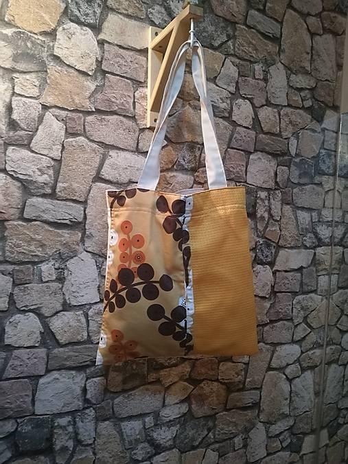 1f30d51a1 Plátená taška 537 / ManaJa - SAShE.sk - Handmade Nákupné tašky