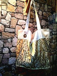 Veľké tašky - plátená taška 450 - 10635349_