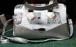 Veľké tašky - Kabelka Blanche - 10633066_