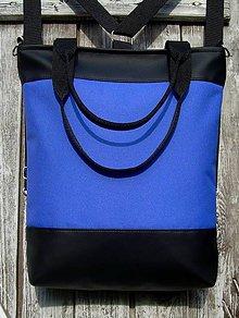 "Batohy - ""backpack 3in1- royal blue"" - Batoh & taška cez rameno - 10635705_"