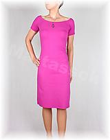 Šaty - Šaty volnočasové vz.322 (nové barvy) - 10636734_
